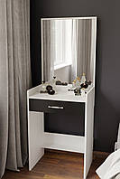 Удобный компактный будуарный столик с зеркалом   BS-6