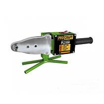 Паяльник для пластиковых труб Procraft PL 2300 (метал. кейс)