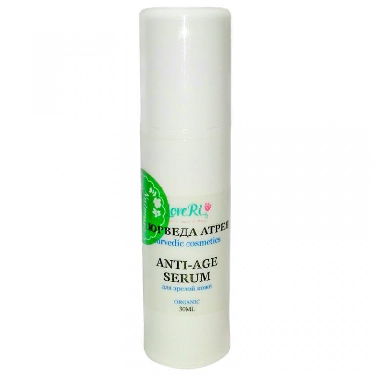 Сыворотка для зрелой кожи (Anti - age serum). 30 мл. Лавери