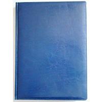 Ежедневник недатированный BRISK OFFICE SARIF А4, линия, 176 листов, кремовая бумага