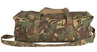 Транспортная сумка 100 L в расцветке DPM. ВС Голландии, оригинал.