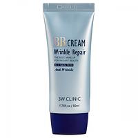 Антивозрастной BB крем 3W CLINIC Wrinkle Repair BB Cream