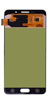 Тач (сенсор) + матрица Samsung Galaxy A7 2016 (A710F, A710FD, A710M, A710Y) черный  модуль