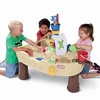 Игровой стол песочница Пиратский корабль Little Tikes 628566