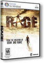 Компютерная игра Rage (PC) original