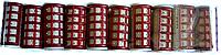 Термобигуди с дыркой 10 шт., (50 мм/25 мм)