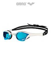 Очки для плавания премиум класса Arena Cobra Ultra (Blue/White), фото 1