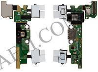 Шлейф (Flat cable) Samsung A300F Galaxy A3/  A300FU/  A300H REV 0.0 зарядки,   наушников,   микрофоном