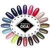 Полный набор для гель лака GGA Professional с гибридной лампой Суперцена!, фото 5
