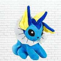 Детская мягкая игрушка, покемон Иви, синий