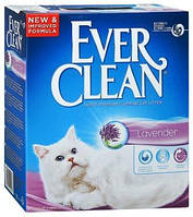 Ever Clean Лаванда 10л- наполнитель для кошачьего туалета