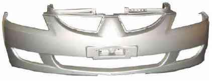 Передний бампер Mitsubishi Lancer 9 04-06 (FPS) MN161297WA