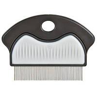 Гребень Trixie Flea and Dust Comb для собак, густой зуб, 7 см