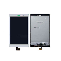 "Дисплей (LCD) Huawei T1 8.0"" (S8- 701u) MediaPad с сенсором белый"