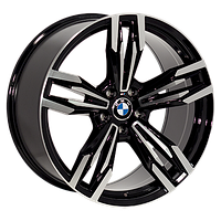 REPLICA BMW B502 BKF R21 W10 PCD5x120 ET40 DIA74.1