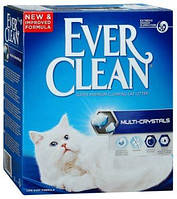 Ever Clean Мульти кристаллы 10л- наполнитель для кошачьего туалета