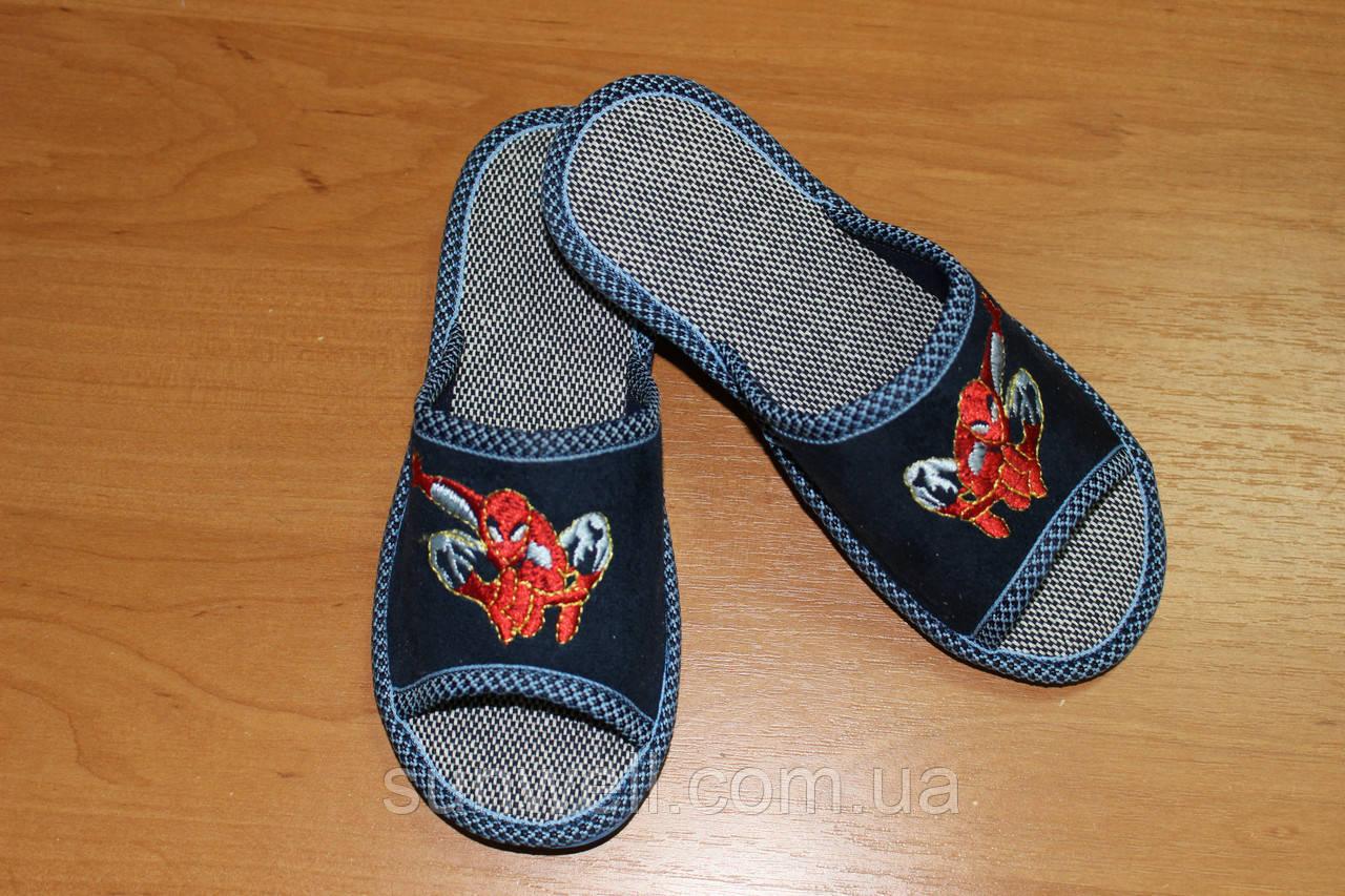 Детские тапочки Белста с открытым носочком р-р