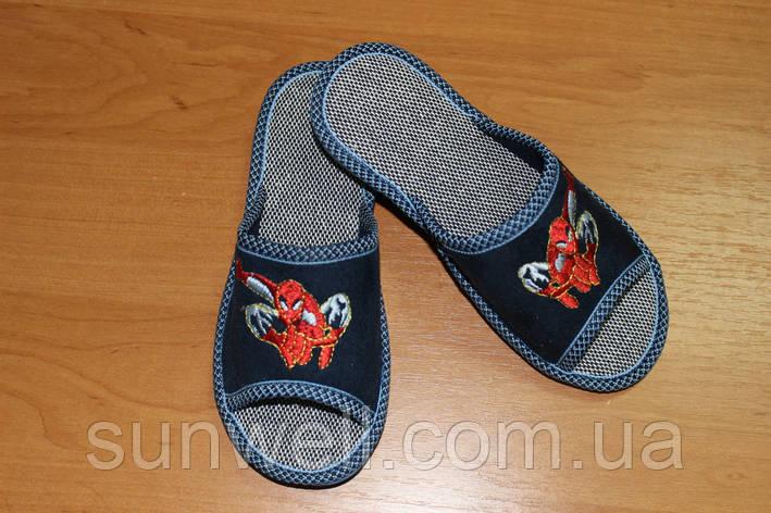 Детские тапочки Белста с открытым носочком р-р , фото 2