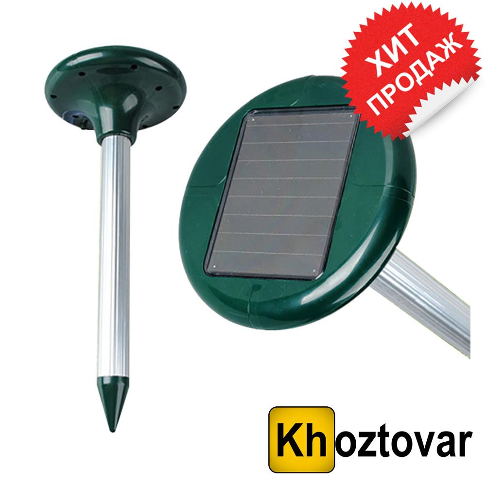 отпугиватель на солнечных батареях от грызунов