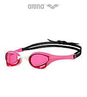 Очки для плавания премиум класса Arena Cobra Ultra (Pink), фото 1