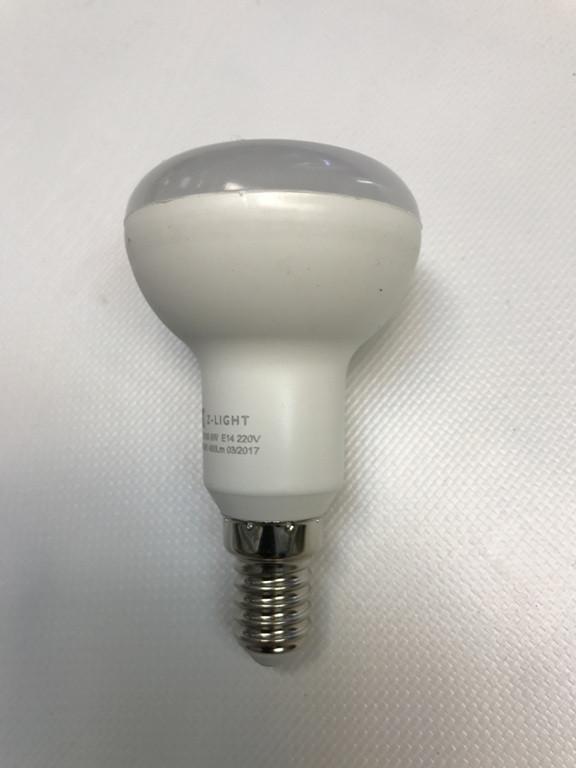 Светодиодная лампа Z- LIGHT ZL1006 6W R50 E14 4000K Код.58935