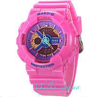 Часы Casio Baby-G BA-110 розовые
