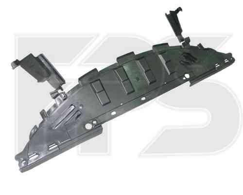Защита бампера передняя Renault Megane 06-08 (FPS) 8200412907, фото 2