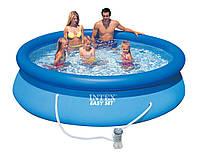 Надувной бассейн семейный Intex 28122