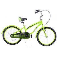 "Детский велосипед для девочки Azimut beach 20"", фото 1"