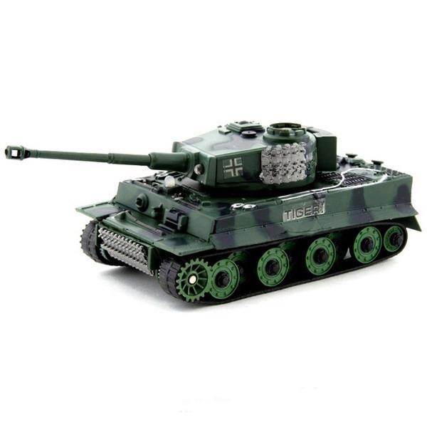 Танк Heng Long German Tiger 1:70 IR RTR HL3840