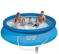 Надувной бассейн семейный Intex 28132