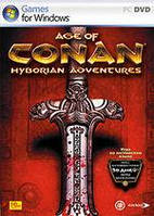 Компютерная игра Age of Conan: Hyborian Adventures (PC) original