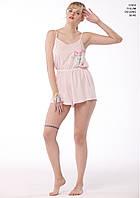 Комбинезон с шортами женский на бретелях для сна Cossy by AQUA.
