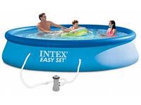 Надувной бассейн семейный Intex 28142