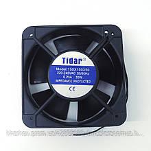 Вентилятор 220 V 150x150x50 (0.29A/35W)