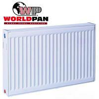 Стальной радиатор WorldPan 22 500-1400