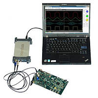 Осциллограф Hantek 6022BE ПК USB портативный осциллограф 6022BE цифровой . 2 канала 20 МГц 48MSa/с , фото 1
