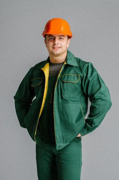 Одежда для строителей под заказ