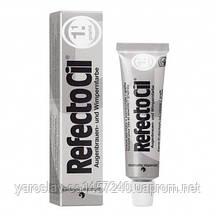 Краска для бровей и ресниц Refectocil №1.1, графит