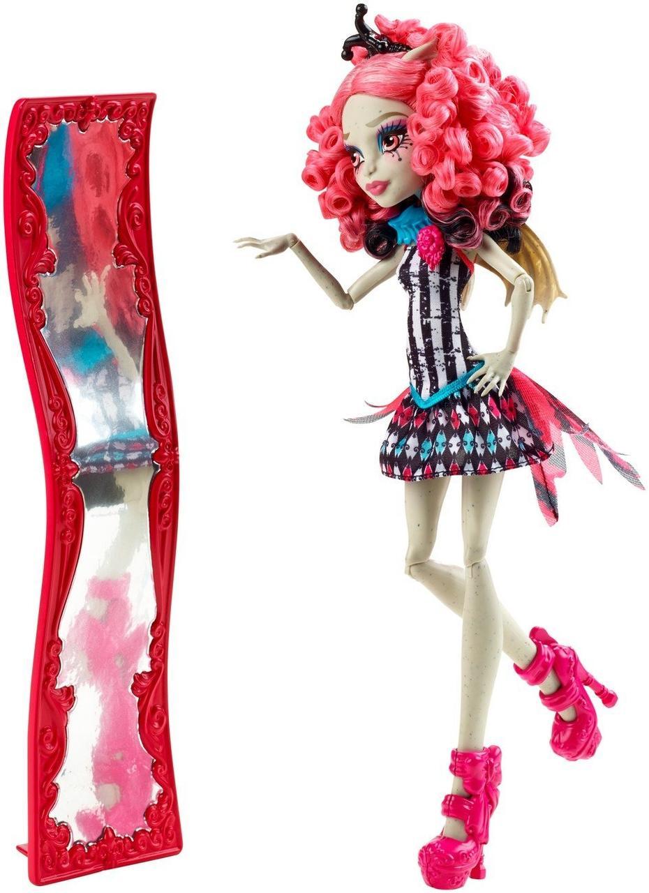 Monster High Rochelle Goyle Circus Scaregrounds Монстер Хай Рошель Гойл Цирковое представление