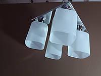 Люстра потолочная на 4 четыре плафона 81208