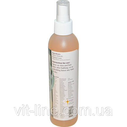 Morningstar Minerals, Энергия кожи, Восстанавливающий спрей, фото 2