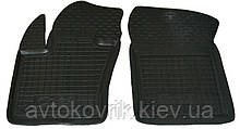 Поліуретанові передні килимки в салон Fiat 500X 2014- (AVTO-GUMM)