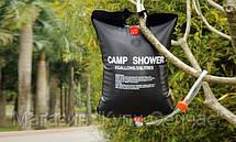 Душ для дачи - Camp Shower (переносной походный душ мешок), фото 2