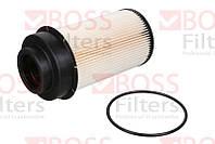 Фільтр паливний DAF BS04-002