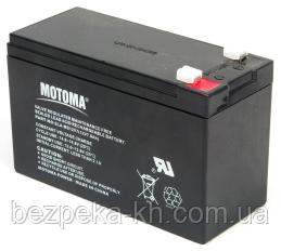 Аккумуляторная батарея MOTOMA АКБ 12V 7Ah (SLA-MS12V7AH)