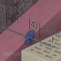 Гибкая связь-анкер ZM Ø 4 mm, фото 1