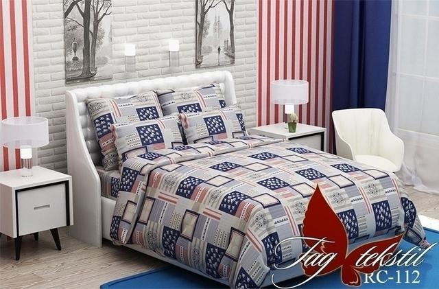 Полуторное постельное белье Renfors Classik