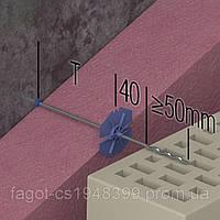 Гибкая связь-анкер Welle Ø 4 mm
