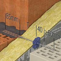 Гибкая связь DUO  Ø 4 mm